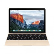 "Apple Macbook 12 MLHF2 Gold - Core M5 08GB 512GB 12"" Retina Display (Early 2016, 6th Gen)"