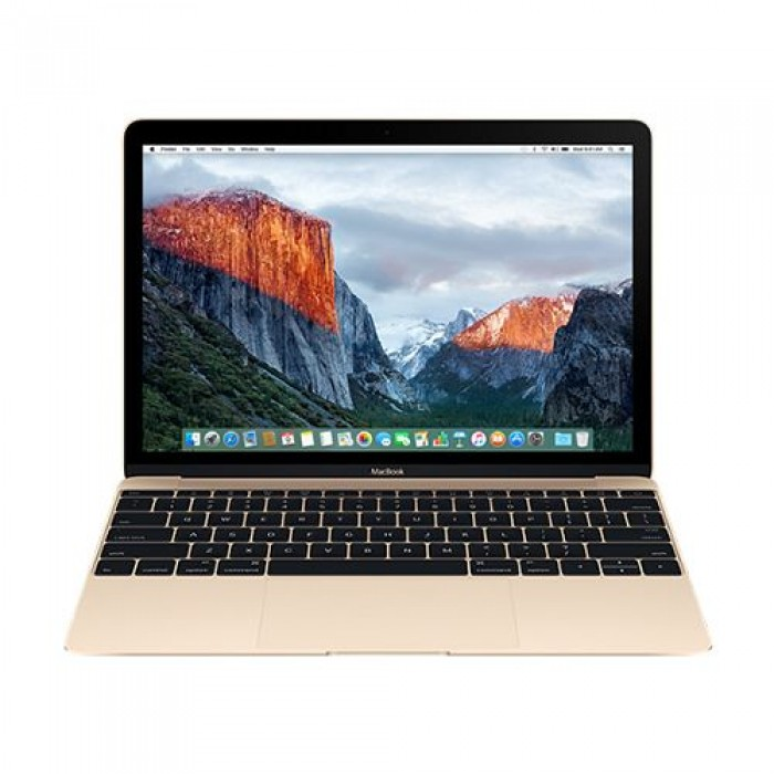"Apple Macbook 12 MLHE2 Gold - Core M3 08GB 256GB 12"" Retina Display (Early 2016, 6th Gen)"