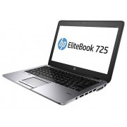 "HP EliteBook 725 G2 - 12.5"" - AMD A8 PRO 4GB RAM, 128-GB SSD, Windows 10 activated"