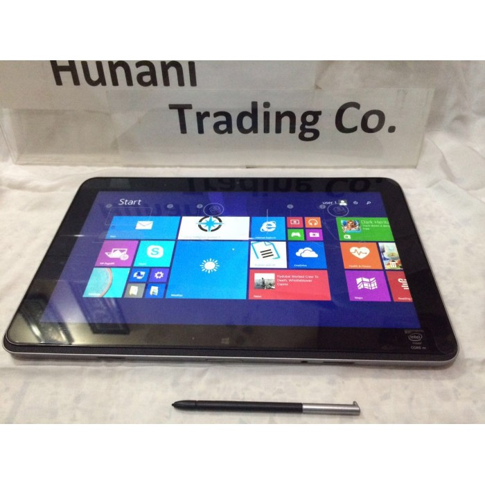 HP Elite x2 1011 G1 Tablet only (4GB RAM, 128GB, Black/Silver)